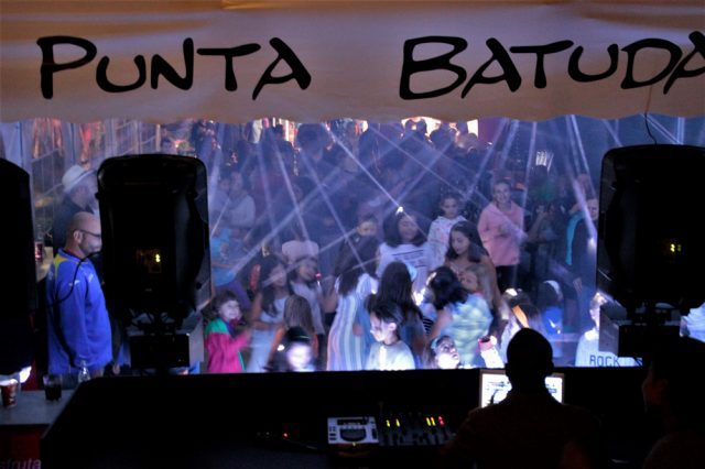 Discoteca baile