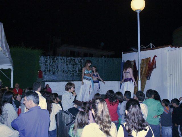 Actuaciones de danza