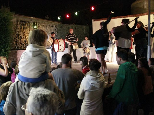 Actuaciones musicales de nuestro folclore