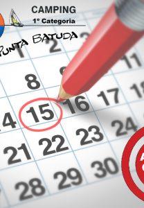 Activities calendar
