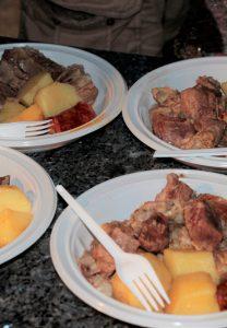 Gastronomic parties