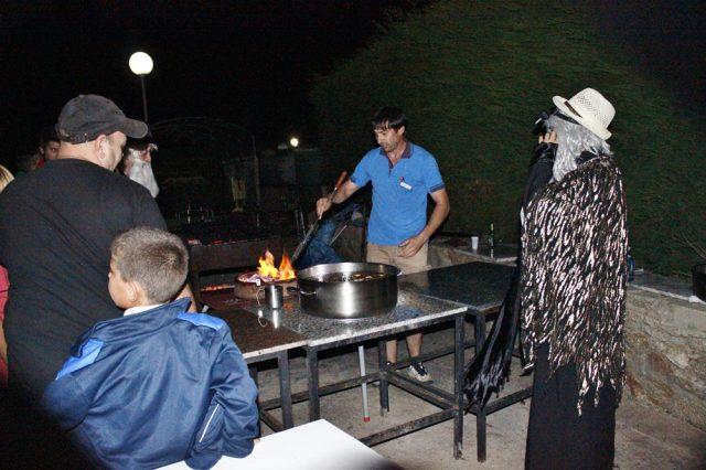Feast of the queimada
